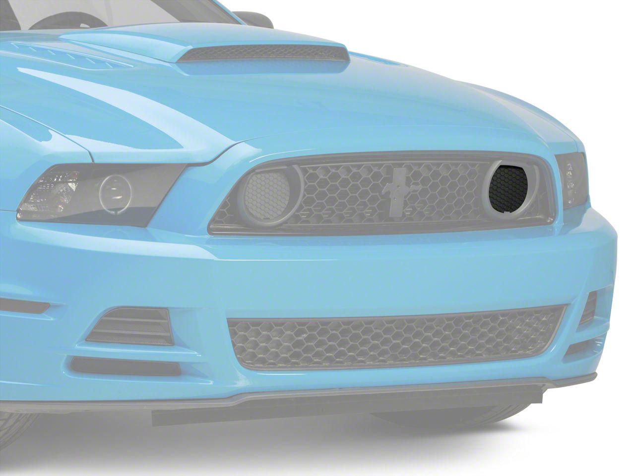 Ford Boss 302 Fog Light Delete - Driver Side (2013 BOSS 302)