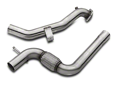 Kooks Performance Downpipe - Off-road (15-17 EcoBoost)