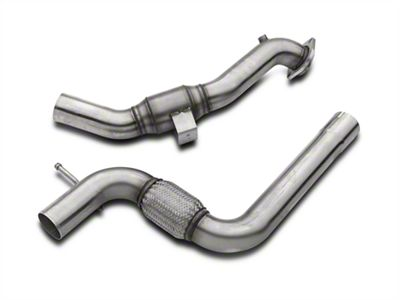 Kooks Performance Downpipe - Catted (15-19 EcoBoost)