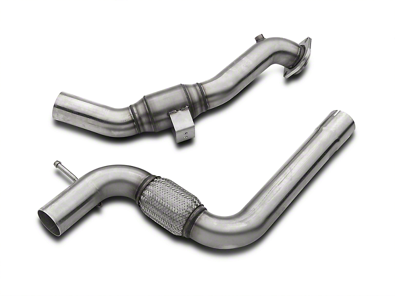 Kooks Performance Downpipe - Catted (15-17 EcoBoost)