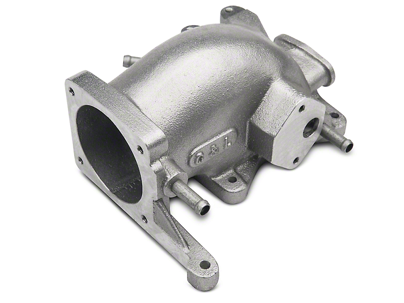 C&L Throttle Body Upper Intake Plenum (96-01 GT)