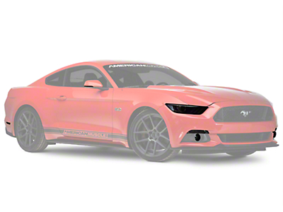 Tint Kit-Front/&Rear Complete-w//Mirror Mrkr Tint FR+HACT 2015//2016//2017 Mustang