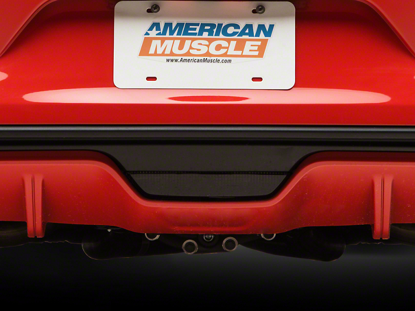 American Muscle Graphics Smoked Reverse Light Tint (15-18 All)