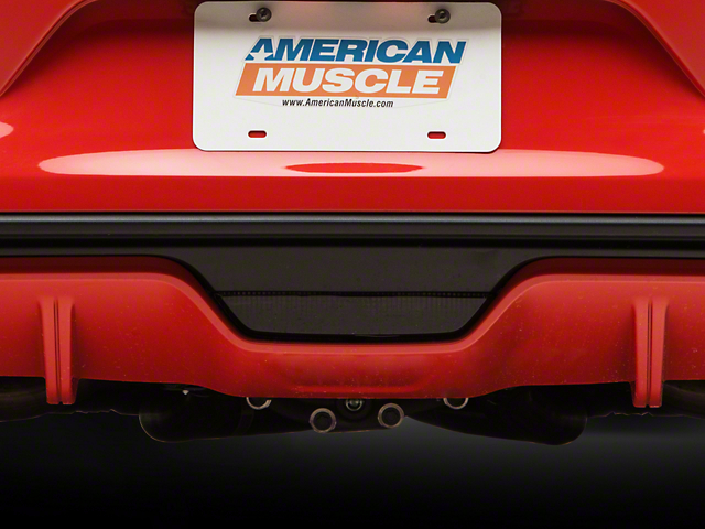 American Muscle Graphics Reverse Light Tint; Smoked (15-20 All)