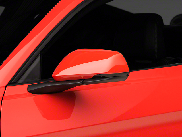 American Muscle Graphics Mustang Smoked Side Mirror Marker