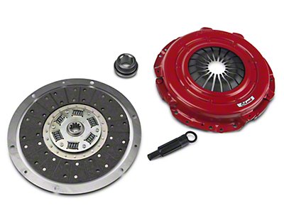 McLeod Street Clutch Kit (Late 01-04 GT, Mach 1; 99-04 Cobra)