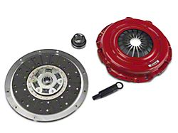 McLeod Street Level Organic Clutch Kit; 10 Spline (Late 01-04 GT; 99-04 Cobra; 03-04 Mach 1)