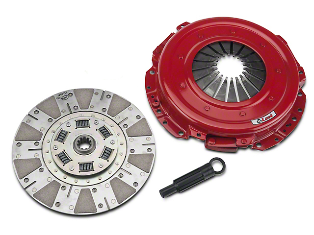McLeod Street Extreme Ceramic Clutch Kit; 10 Spline (05-10 GT)