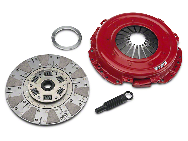 McLeod Street Extreme Clutch Kit - Upgraded 26 Spline (05-10 GT)