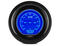 Dual Color Digital Water Temp Gauge - Electrical - Blue/Red (79-19 All)