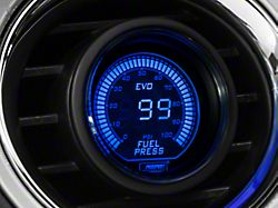 Dual Color Fuel Pressure Digital Gauge - Electrical - Blue/Red (79-19 All)
