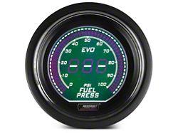 Dual Color Digital Fuel Pressure Gauge - Electrical - Green/White (79-19 All)