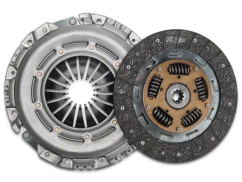 SR Performance OE-Style Replacement Organic Clutch Kit - 10 Spline (94-04 V6)