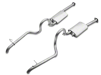 Borla S-Type Cat-Back Exhaust (87-93 GT)
