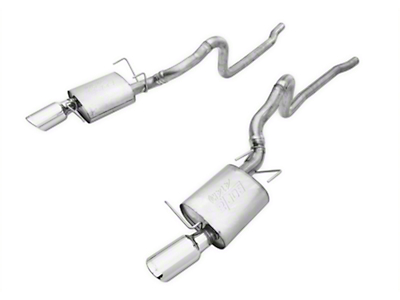 Borla ATAK Cat-Back Exhaust (11-12 GT500)