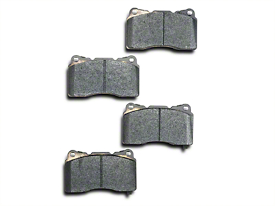 Hawk Performance HPS 5.0 Brake Pads - Front Pair (11-14 GT Brembo; 12-13 BOSS 302; 07-12 GT500)