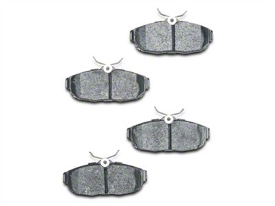Add Hawk Performance HPS 5.0 Brake Pads - Rear Pair (05-14 All)