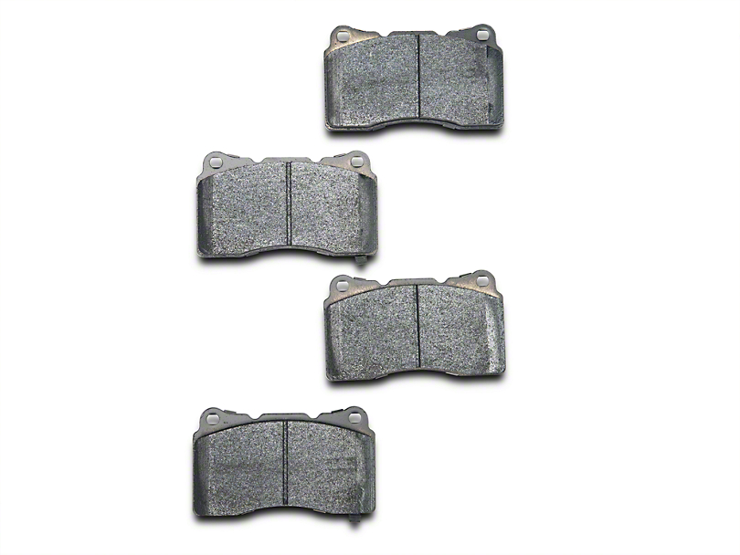 Hawk Performance Street/Race Brake Pads - Front Pair (11-14 GT Brembo; 12-13 BOSS 302; 07-12 GT500)