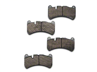 Hawk Performance HP Plus Brake Pads - Front Pair (13-14 GT500)