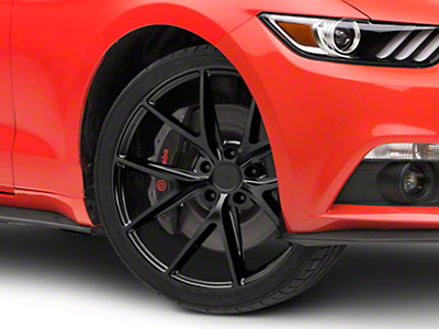 Niche Misano Matte Black Wheel - 19x8.5 (15-17 All)