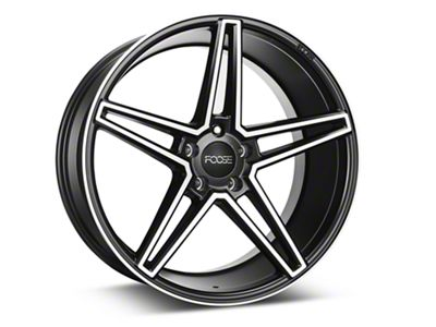 foose mustang voss black machined wheel 20x10 387333 15 17 all Wide Body Mustang foose voss black machined wheel 20x10 15 18 gt ecoboost v6 mustang