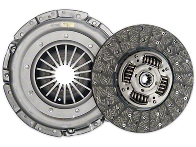 Exedy Mach 350 Stage 1 Clutch w/ Hydraulic Throwout Bearing (05-10 GT)