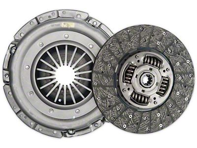 Exedy Mustang Mach 400 Stage 2 Clutch 07805LB (05-10 GT)