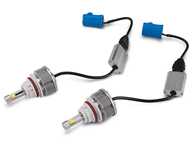 Raxiom Headlight LED Conversion Bulb Kit - 9007 (87-04 All)