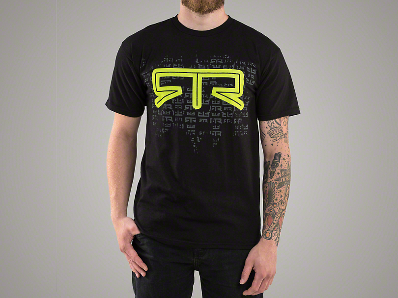 RTR Green Matrix T-Shirt