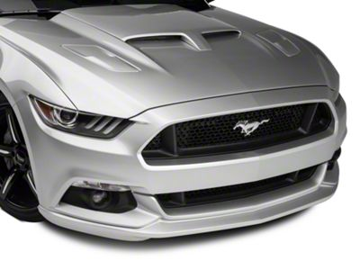 MMD by FOOSE Pre-Painted Chin Spoiler - Shadow Black (15-17 GT, EcoBoost, V6)