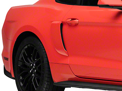 MMD by FOOSE Pre-Painted Side Scoops - Shadow Black (15-17 All)