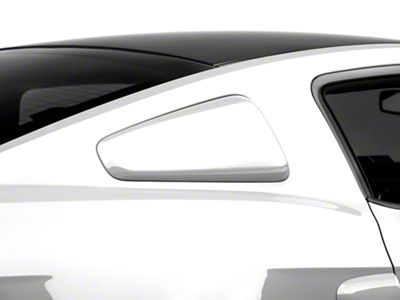 MMD by FOOSE Quarter Window Scoops - Gotta Have It Green (10-14 Coupe)