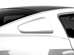 MMD by FOOSE Quarter Window Scoops - Black (10-14 Coupe)