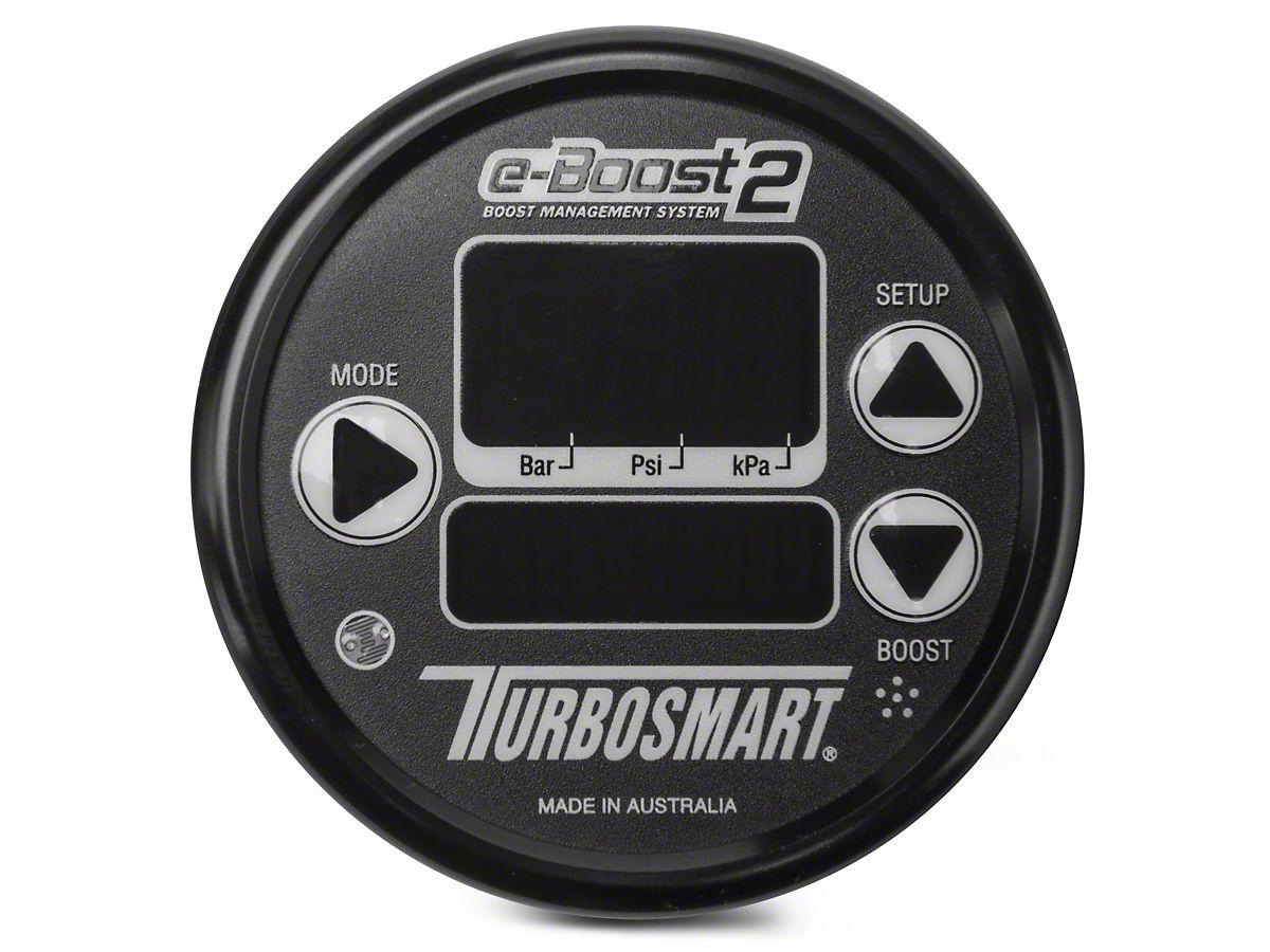 Turbosmart e-Boost2 Boost Controller - 60mm - Black (79-20 All)