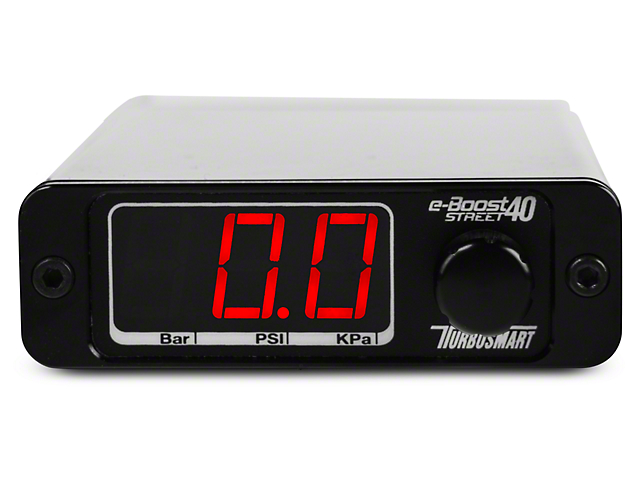 Turbosmart e-Boost Street Boost Controller; 40 PSI (Universal Fitment)