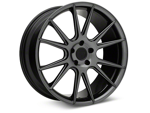 Niche Vicenza Black Chrome Wheel - 20x9 (15-18 GT, EcoBoost, V6)