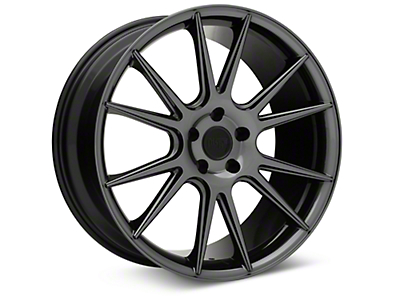 Niche Vicenza Black Chrome Wheel - 20x9 (15-17 All)