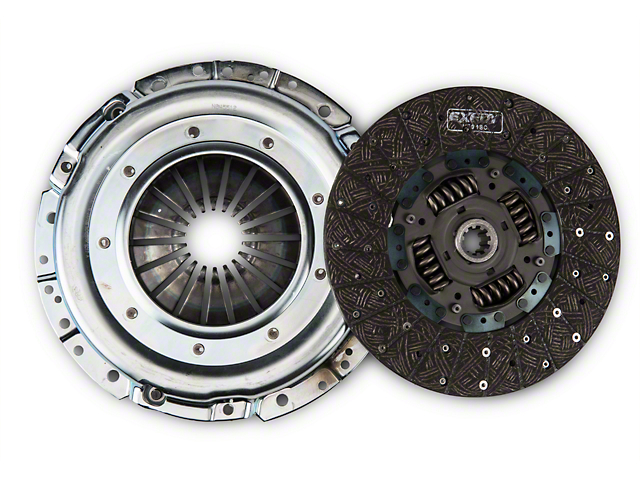 Exedy Grooved Mach 500 Stage 3 Clutch (Late 01-04 GT; 99-04 Cobra; 03-04 Mach 1)