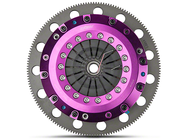Exedy Hyper Twin Disc Clutch Kit w/ Flywheel (11-14 GT)