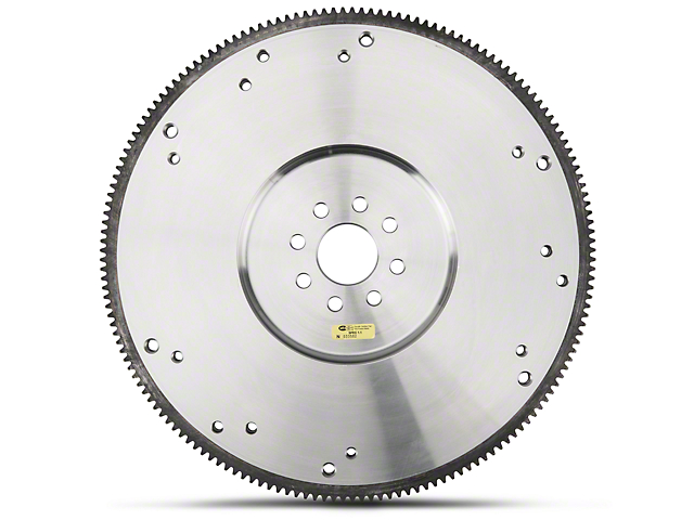 McLeod Racing Lightened Steel Flywheel; 8 Bolt (15-17 GT)