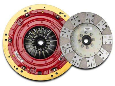 Add McLeod RXT Twin Disc 1000HP Clutch (15-17 GT)