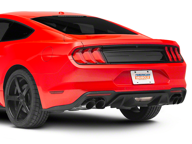 Ford Performance Smooth Decklid Panel - Gloss Black (15-19 All)