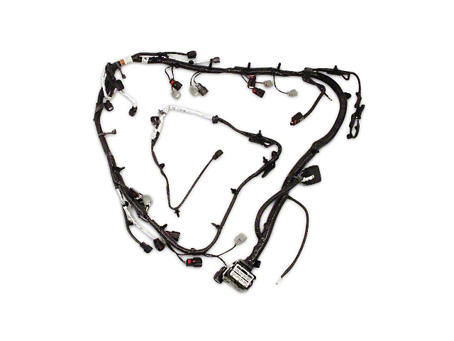 ford performance mustang 5 0l coyote engine harness m