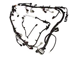 ford performance 5 0l coyote engine harness (11-14 gt)