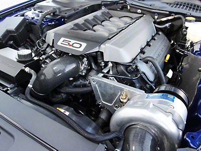 Procharger High Output Stage II Intercooled Supercharger - Tuner Kit (15-17 GT)