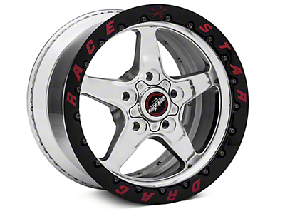 Race Star Drag Star 92 Double Bead Lock Drag Wheel - 15x10 (05-14 All, Excluding GT500)