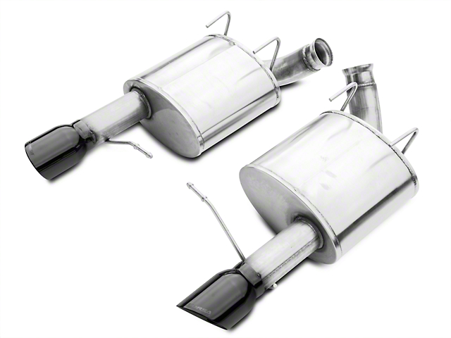 Corsa Sport Axle-Back Exhaust - Black Tips (11-14 GT; 12-13 BOSS 302)