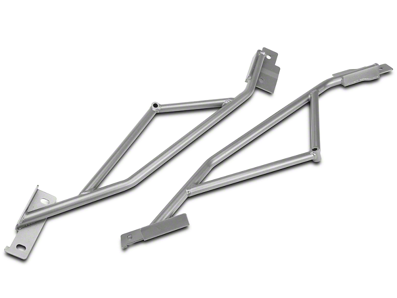 Steeda IRS Subframe Braces (15-18 Fastback)