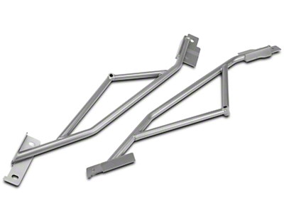 Steeda IRS Subframe Braces (15-17 Fastback)