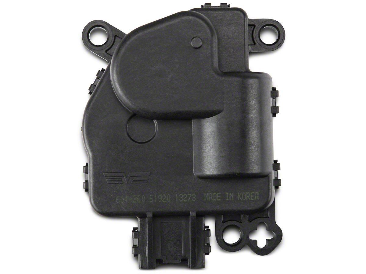 OPR HVAC Blend Door Actuator (10-12 All)